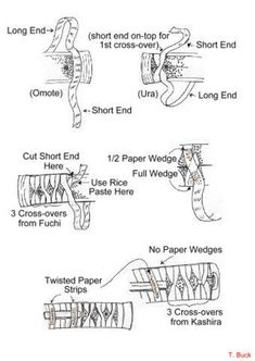 How to do a Battle Wrap Ito for a Katana