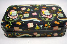 Vintage Barton's Bonbonniere Tin by LuckySevenVintage on Etsy, $15.00