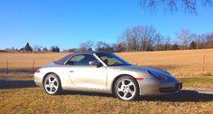 1999 Porsche 911 Carrera 4 Cabriolet (type 996)