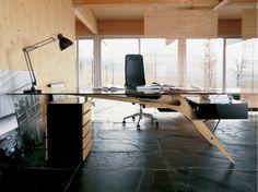 ufficio scrivania cavour di Carlo Mollino