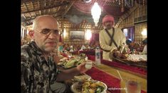 Шведский стол в ресторане Al Dhafra Абу-Даби! Владимир Григоренко