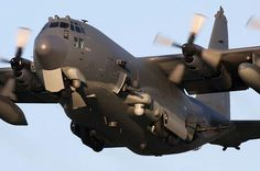 """""""Spectre"""" (Spooky) gunship via The Brigade Military Jets, Military Aircraft, Military Humor, Military Veterans, Military Weapons, Fighter Aircraft, Fighter Jets, Air Fighter, Tanks"""