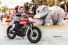 Kacerwagen Moto Guzzi Pony 1
