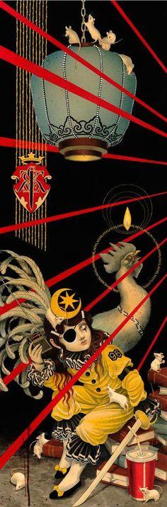 abesworlds:  Christopher Conn Askew (aka SekretCity)  www.sekretcity.com