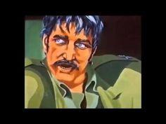 IL POLIGONO. Cartone animato sovietico