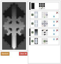 Minecraft Banner Black