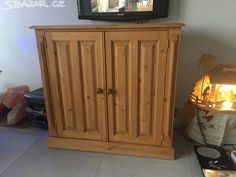 SKŘÍŇKA MASIV SMRK - obrázek číslo 1 Furniture, Decor, Home Decor, Armoire