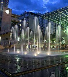 MIRANDA, Municipio Chacao.Plaza Los Palos Grandes. Caracas Venezuela
