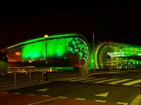 Image of the Day: Dublin Airport goes green for St Patrick's Day - WorldIrish