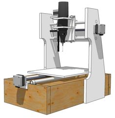 A modular, inexpensive, versatile desktop-scale CNC machine to put computer-automated machining and fabrication in the hands of creators. Whether they be hobbyists or evil scientists, small-scale manufacturers or budding inventors, the power to go from on-screen design to precision-machined product in a few mouse clicks is very exciting.