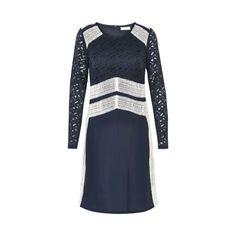 En fantastisk kjole med de fineste detaljer. Et rigtig Cream design.