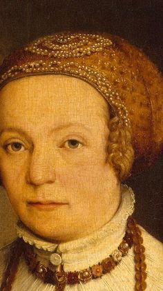 Amberger, Christoph - Portrait of a Lady