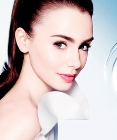 Lily Collins - Sunscreen is my beauty staple. It's the be-all and end-all of your skin. I didn't realise how important it was until I did Mirror Mirror. I had it on every day because they wanted that pale, pale skin. But also I'm British, right? I have sensitive skin and, if you don't want to have wrinkles or sunspots, it's so important to protect yourself, it's a huge must-have