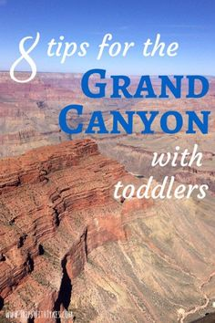 8 Tips for Visiting the Grand Canyon with Toddlers - Trips With Tykes