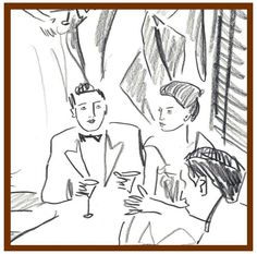 Edward Hall, Leh, Illustration Art, Doodles, Drawings, Fashion, Art, Moda, Fashion Styles