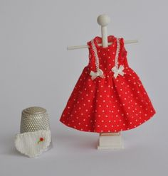 Little Girl's Party Dress by Andre Green