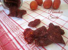 Pomodori Secchi - Ricetta conserve