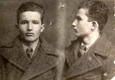Nicolae Ceausescu and his wife marked Romania's destiny. Admired, feared and despised altogether, the dictator couple led Romania for more than two decades. Warsaw Pact, Al Capone, Childhood Photos, Socialism, Communism, Thug Life, Mug Shots, Bad Boys, Abraham Lincoln