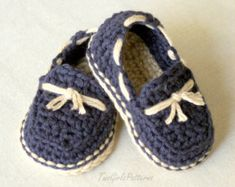 GANCHILLO PATRÓN 210 bebé muy lindo Mary Jane por TwoGirlsPatterns