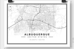 Make a Slick Map Poster for Any City In the World