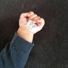 North West Holds Kim Kardashian's Engagement Ring, Kim Posts 'Kimye Love' Video