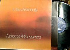 Lp Vinil - Maria Bethânia - Nossos Momentos - http://www.infinityclassic.com.br/produtos/lp-mpb/1745/