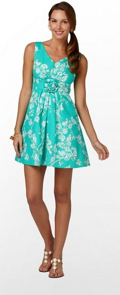 Parker Dress - Birds and the Bees Lilly Pulitzer