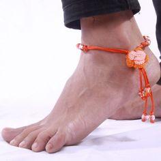 Work Intel Anklet