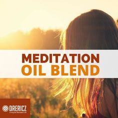 To help reach a meditative mindset, use this On-the-Go Mindfulness Inhaler. You don't know when you may need this essential oil blend for meditation.