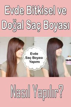 evde doğal ve bitkisel saç boyası yapımı Homemade Skin Care, Other People, Hair Beauty, Health, Crafts, Diy, Accessories, Stop It, Manualidades