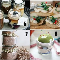 Homemade gifts in a jar are a fun, frugal, and great holiday gift to share with just about any one. In past years I have made homemade Christmas gifts in a jar