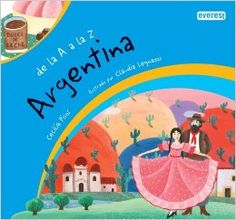 Debbie's Spanish Learning: De la A a la Z {Country Books in Spanish} A series of these books!  I want them all!