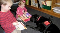 With a Service Dog, Children Learn in Many Ways