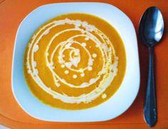 Hokkaidó polievka s chilli korením