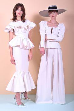 Christian Siriano Resort 2018 Fashion Show
