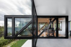 """THE """"BLANCHE"""" CHALET by acdf architecture"""