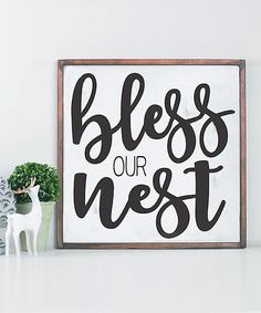 Bless Our Nest Farmhouse Laurel Wreath Calligraphy Svg And