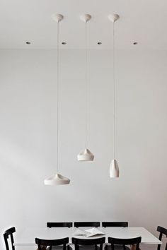 Tecno Haus: Apartamento minimalista en Londres - VW+BS Architecture and Design Estilo Interior, Interior Styling, Interior Decorating, Interior Design, Decorating Ideas, Blitz Design, Home Furniture, Furniture Design, Modern Room