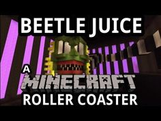 This is One of the Coolest Roller Coasters in Minecraft