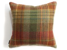 Highland Wool Scatter Cushion by Indigo Furniture Indigo Furniture, Living Room Furniture, Scatter Cushions, Throw Pillows, Living Room Inspiration, Wool, Nice Things, Collections, Bedroom