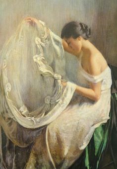 "Rosamond L. Smith. ""The Wedding Dress"