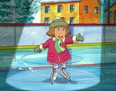 Arthur- DW on Ice