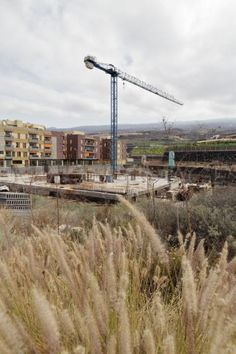 Derelict construction sites in Tenerife Canary Islands Part 1 of 3