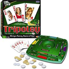 Tripoley Deluxe 75th Anniversary Edition Game Gotta have this game!