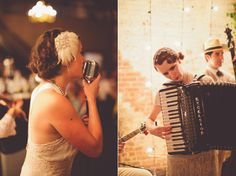 A 1920′s Vintage and Speakeasy Inspired Wedding in Brooklyn | Love My Dress® UK Wedding Blog