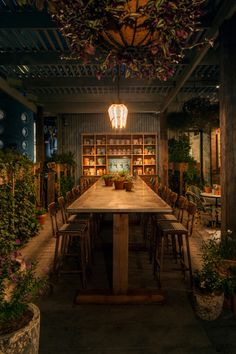 The best cafe, bar and restaurant interiors of the year The Potting Shed at the Grounds by Acme & Co.