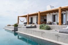 Greek Island private home