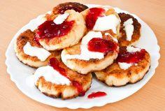 forrás: Pancakes, Sweets, Cookies, Baking, Breakfast, Recipes, Food, Sweet Pastries, Bread Making