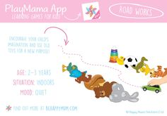 Download our PlayMama App to start helping your child blossom into the happy little explorer you want them to be. Play fun learning games together and help develop and progress baby's key skills. Find the app here, for IOS and Android: http://www.behappymum.com/playmama/ Fun Learning Games, Baby Learning, Learning Through Play, Your Child, Explore, Ios, Android, Happy, Children