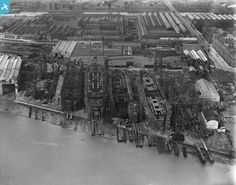 Barrow shipyard - why the attention from a Zeppelin?